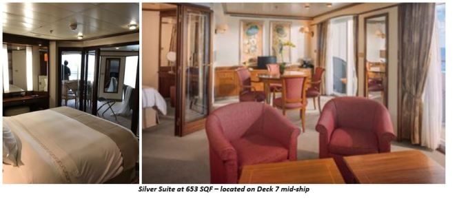silver suite deck 7